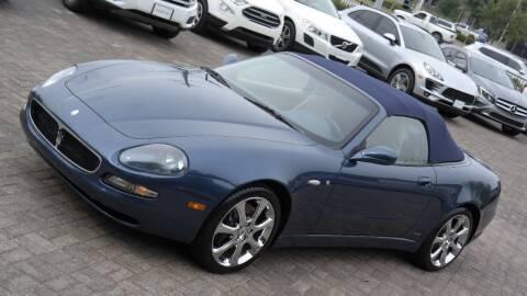 2003 Maserati Spyder for sale at Cars-KC LLC in Overland Park KS
