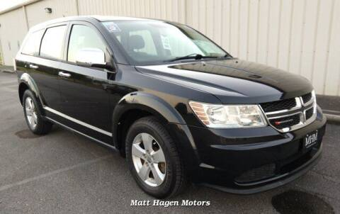 2013 Dodge Journey for sale at Matt Hagen Motors in Newport NC