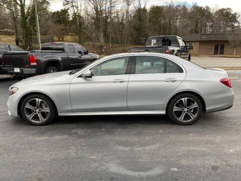 2017 Mercedes-Benz E-Class for sale at Luxury Auto Innovations in Flowery Branch GA