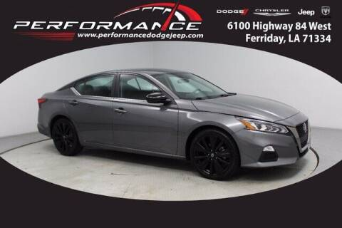 2021 Nissan Altima for sale at Performance Dodge Chrysler Jeep in Ferriday LA