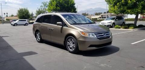 2011 Honda Odyssey for sale at Alltech Auto Sales in Covina CA