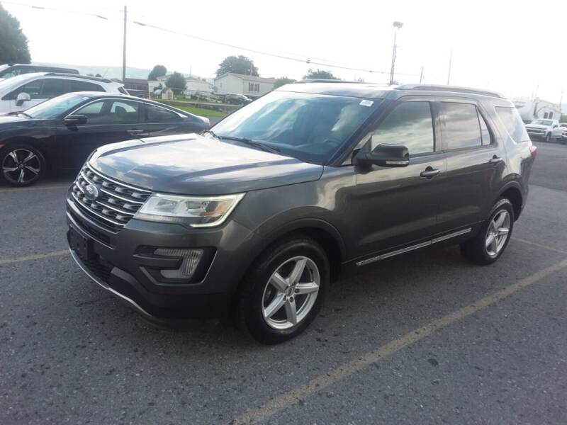 2016 Ford Explorer for sale at Northern Automall in Lodi NJ