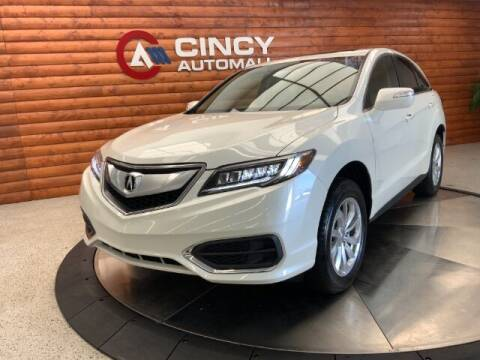 2018 Acura RDX for sale at Dixie Motors in Fairfield OH
