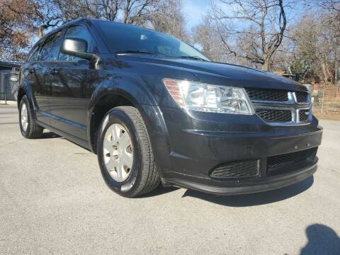 2012 Dodge Journey for sale at Thornhill Motor Company in Lake Worth TX
