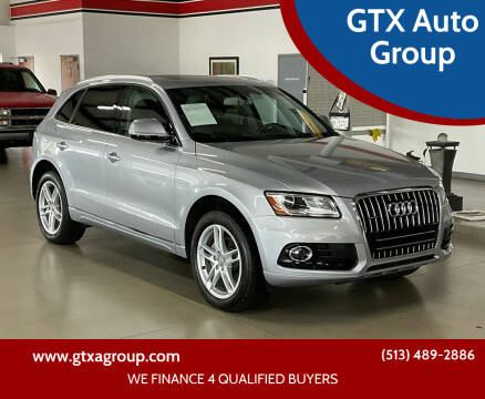 2016 Audi Q5 for sale at UNCARRO in West Chester OH