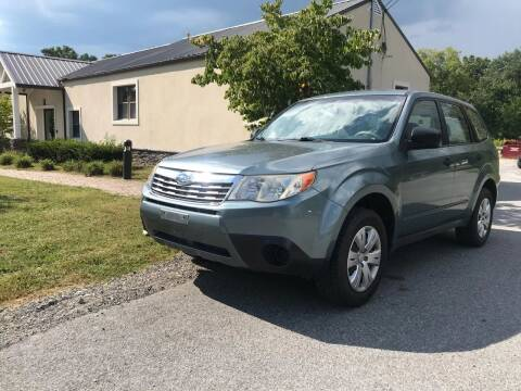 2009 Subaru Forester for sale at Wallet Wise Wheels in Montgomery NY