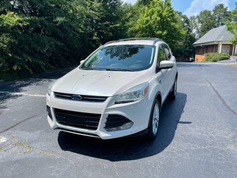2013 Ford Escape for sale at SMT Motors in Roswell GA