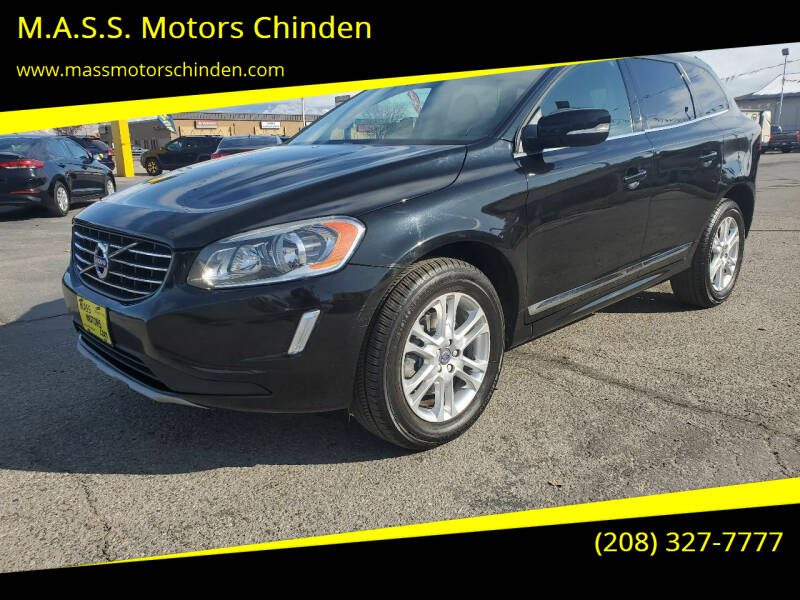 2016 Volvo XC60 for sale at M.A.S.S. Motors - West Fairview in Boise ID