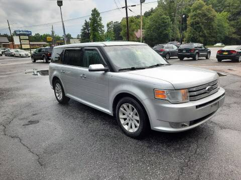 2010 Ford Flex for sale at PIRATE AUTO SALES in Greenville NC