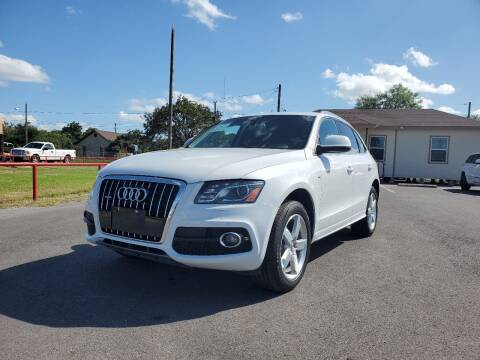 2012 Audi Q5 for sale at Mid Valley Motors in La Feria TX