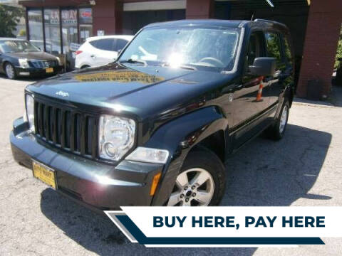 2012 Jeep Liberty for sale at WESTSIDE AUTOMART INC in Cleveland OH