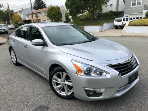 2015 Nissan Altima for sale at Giordano Auto Sales in Hasbrouck Heights NJ
