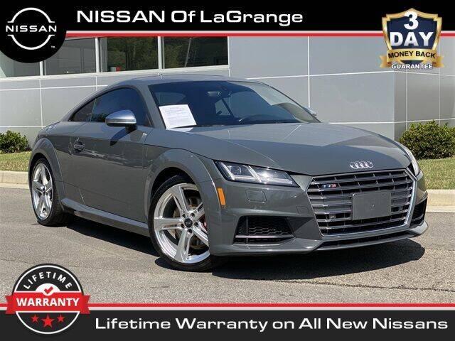 2016 Audi TTS for sale in Lagrange, GA