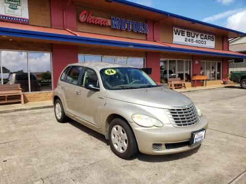 2006 Chrysler PT Cruiser for sale at Ohana Motors in Lihue HI