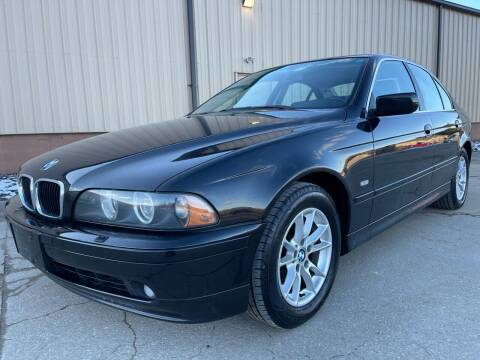 2003 BMW 5 Series for sale at Prime Auto Sales in Uniontown OH