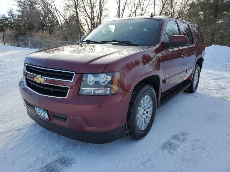2009 Chevrolet Tahoe for sale at Ace Auto in Jordan MN
