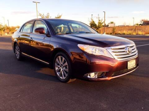 2011 Toyota Avalon for sale at 707 Motors in Fairfield CA