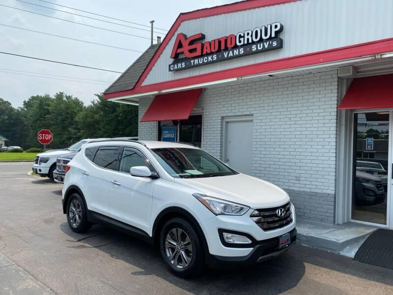 2014 Hyundai Santa Fe Sport for sale at AG AUTOGROUP in Vineland NJ