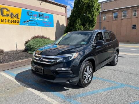 2016 Honda Pilot for sale at Car Mart Auto Center II, LLC in Allentown PA