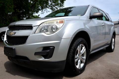 2012 Chevrolet Equinox for sale at Wheel Deal Auto Sales LLC in Norfolk VA