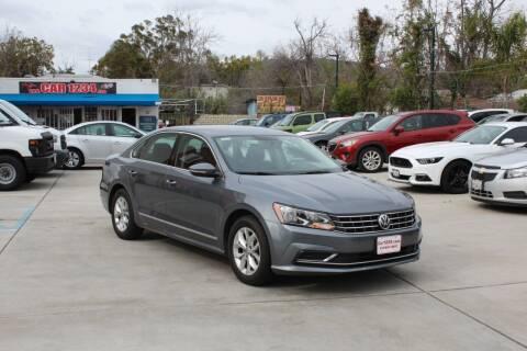 2017 Volkswagen Passat for sale at Car 1234 inc in El Cajon CA