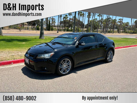 2013 Scion tC for sale at D&H Imports in San Diego CA