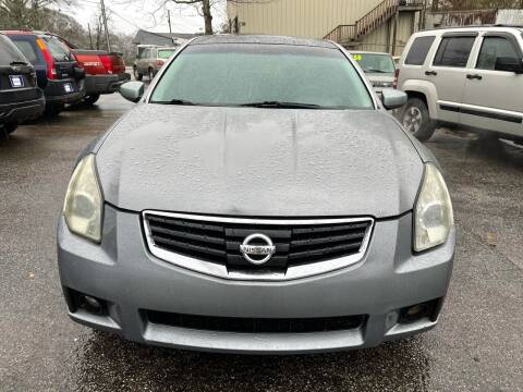 2007 Nissan Maxima for sale at Noel Motors LLC in Griffin GA