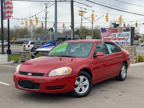 2008 Chevrolet Impala for sale at L.A. Trading Co. Woodhaven - L.A. Trading Co. Detroit in Detroit MI