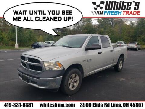 2016 RAM Ram Pickup 1500 for sale at White's Honda Toyota of Lima in Lima OH