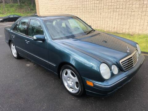 2000 Mercedes-Benz E-Class for sale at Z Motorz Company in Philadelphia PA