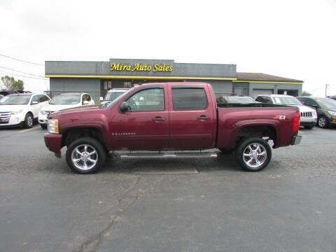 2008 Chevrolet Silverado 1500 for sale at MIRA AUTO SALES in Cincinnati OH