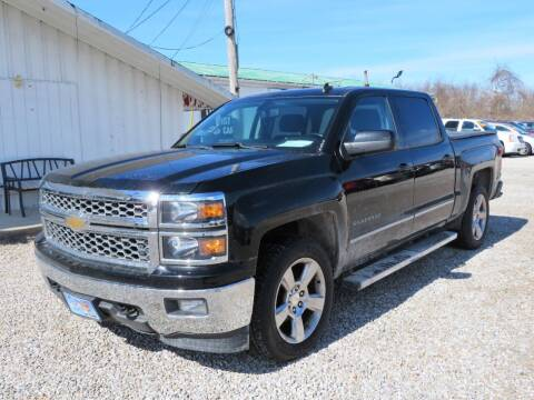 2014 Chevrolet Silverado 1500 for sale at Low Cost Cars in Circleville OH