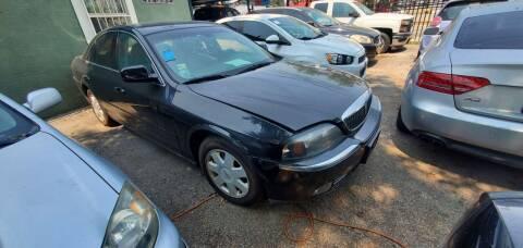 2004 Lincoln LS for sale at C.J. AUTO SALES llc. in San Antonio TX