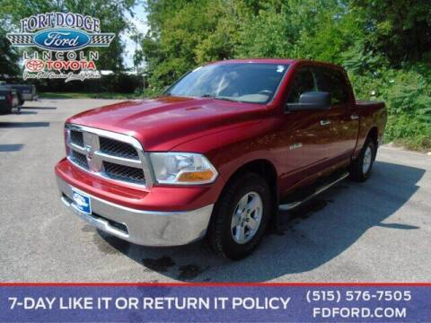 2010 Dodge Ram Pickup 1500 for sale at Fort Dodge Ford Lincoln Toyota in Fort Dodge IA
