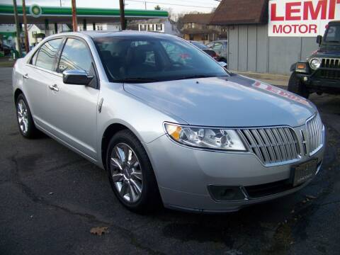 2010 Lincoln MKZ for sale at Collector Car Co in Zanesville OH
