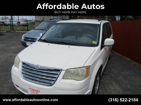 2009 Chrysler Town and Country for sale at Affordable Autos in Wichita KS