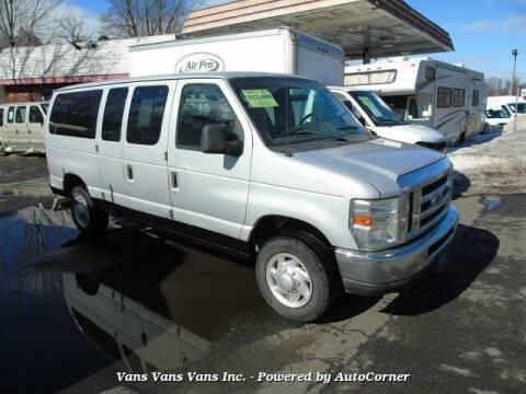 2008 Ford E-Series Wagon for sale at Vans Vans Vans INC in Blauvelt NY