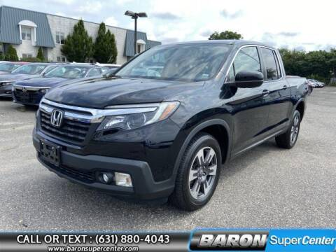 2019 Honda Ridgeline for sale at Baron Super Center in Patchogue NY