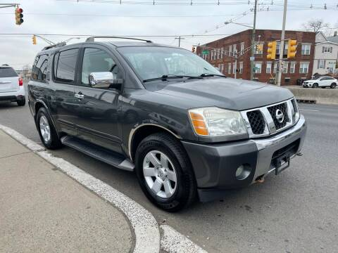 2004 Nissan Armada for sale at G1 AUTO SALES II in Elizabeth NJ
