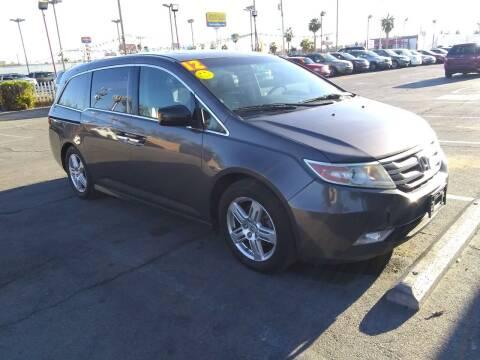 2012 Honda Odyssey for sale at Car Spot in Las Vegas NV