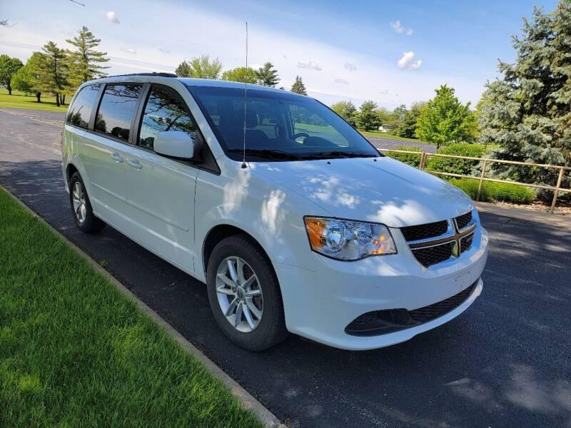 2014 Dodge Grand Caravan for sale at Tremont Car Connection in Tremont IL