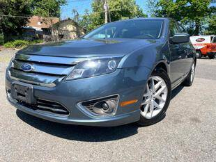 2011 Ford Fusion for sale at Rockland Automall - Rockland Motors in West Nyack NY