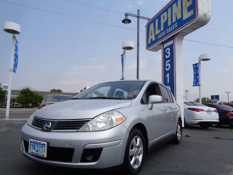 2007 Nissan Versa for sale at Alpine Auto Sales in Salt Lake City UT