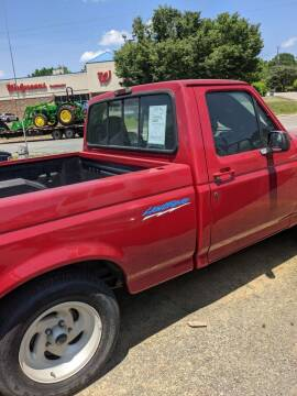 1994 Ford F-150 SVT Lightning for sale at Delgato Auto in Pittsboro NC