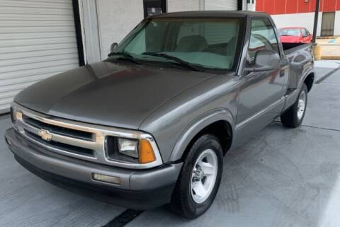 1997 Chevrolet S-10 for sale at Tiny Mite Auto Sales in Ocean Springs MS