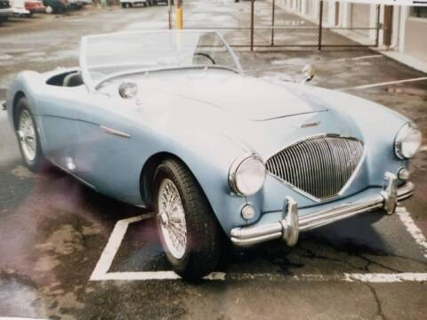1954 Austin-Healey 100-4 for sale at Classic Car Deals in Cadillac MI