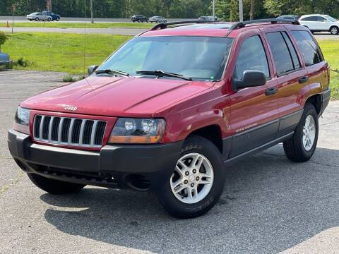 2004 Jeep Grand Cherokee for sale at MAGIC AUTO SALES in Little Ferry NJ