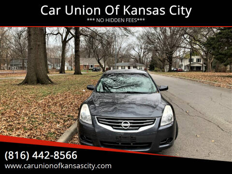 2010 Nissan Altima for sale at Car Union Of Kansas City in Kansas City MO