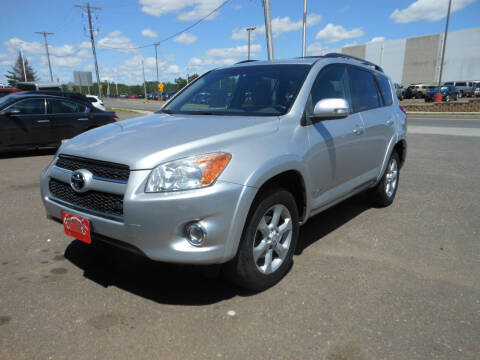 2011 Toyota RAV4 for sale at DANCA'S KAR KORRAL INC in Turtle Lake WI