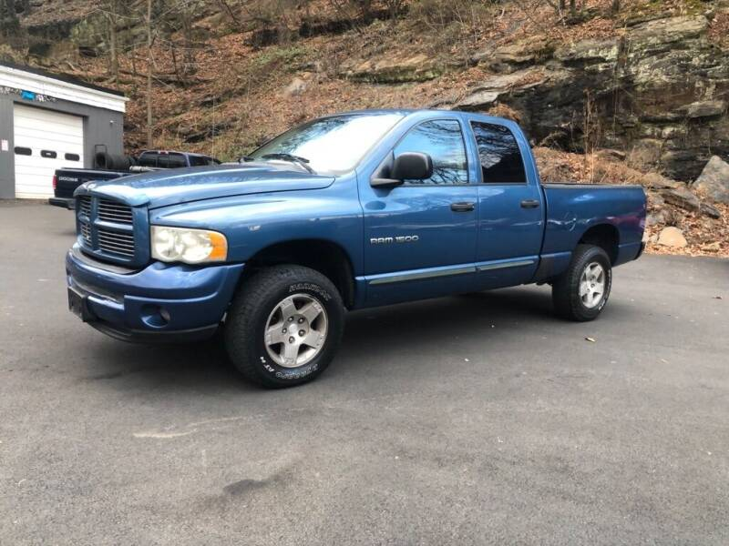 2004 Dodge Ram Pickup 1500 for sale at Diehl's Auto Sales in Pottsville PA